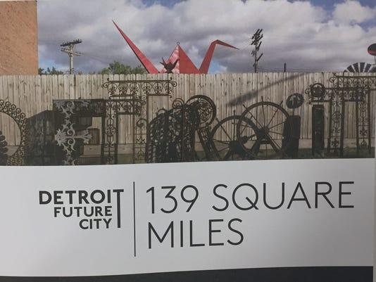 Detroit Future City reports
