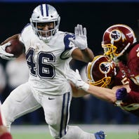 Alfred Morris reunites with former coach in San Francisco