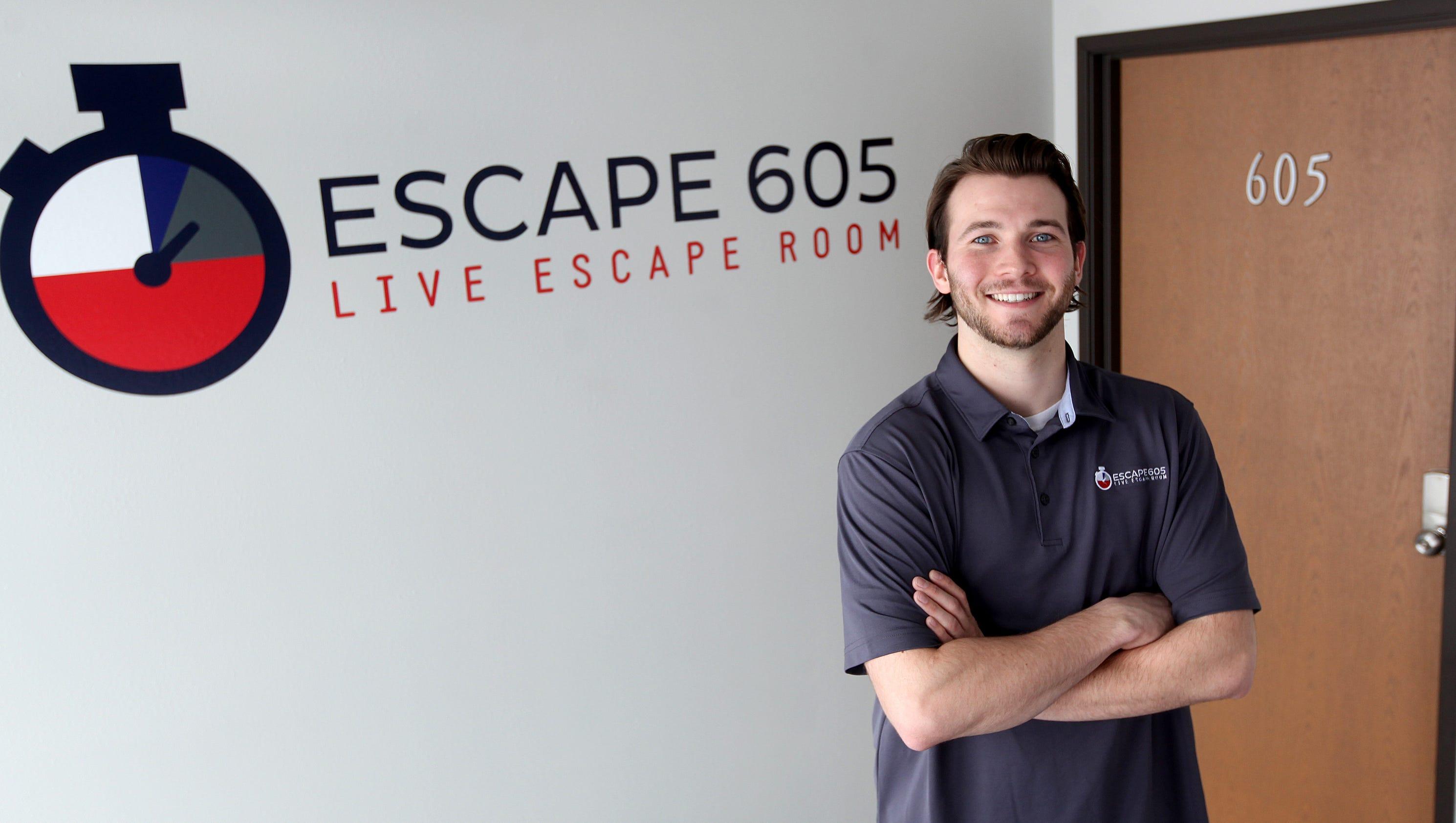 Post Falls Escape Room