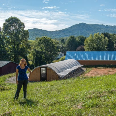 Take a solar greenhouse tour in Asheville this spring