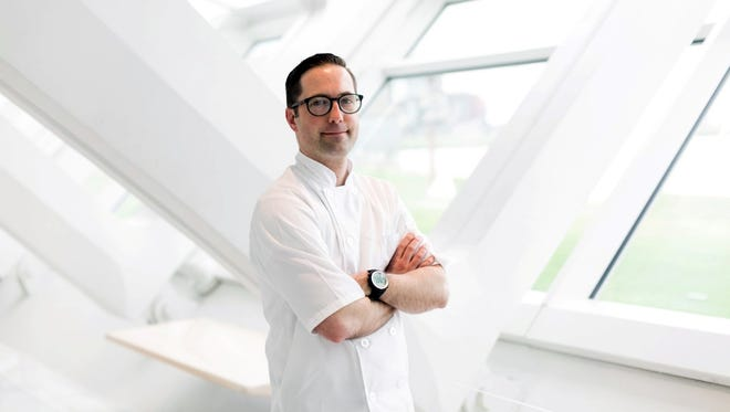 Zak Groh is the new executive chef for the Milwaukee Art Museum.