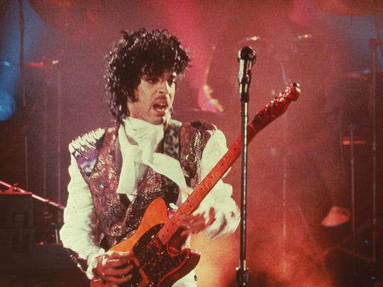 """Purple Rain by Warner Bros. Prince performs in his debut movie """"Purple Rain,"""" the 1984 rock opera about a young man's search for artistic accomplishment and love."""