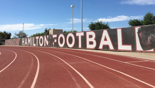 An investigation of hazing allegations at Hamilton High School that led to arrests and criminal charges began with a single email.