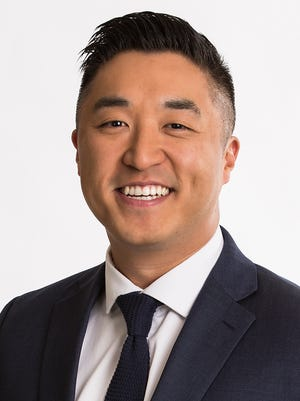 Andy Choi is the new weekend morning news anchor at WISN-TV (Channel 12).