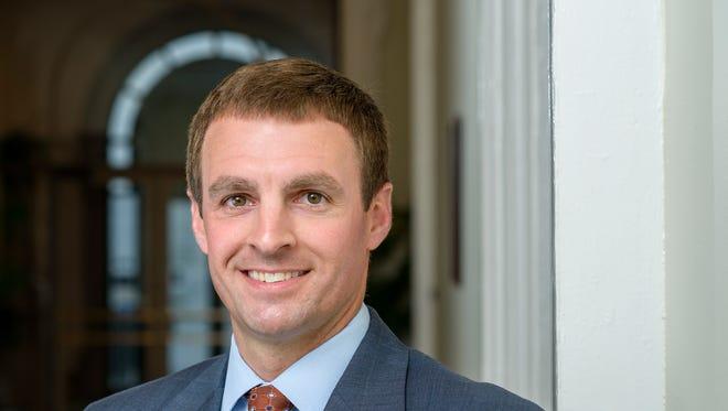 Erik Dunnigan, acting secretary of the state's Cabinet for Economic Development, has resigned.