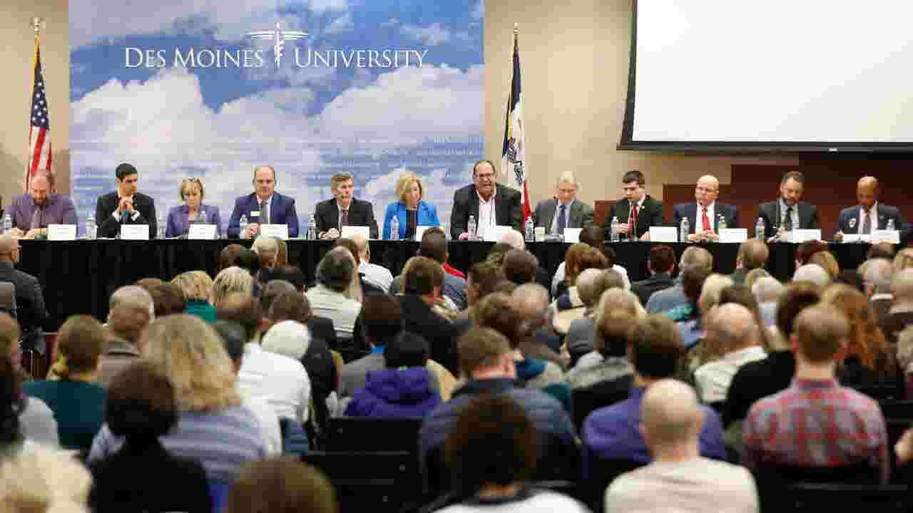 Iowa Governor Candidates Lay Out Plans For Mental Health