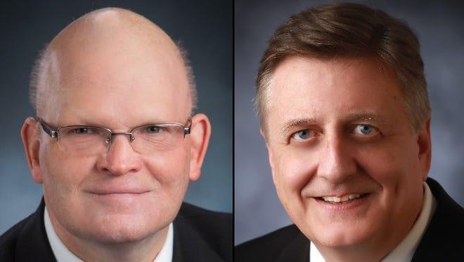 Dan Feyen and Mark Harris