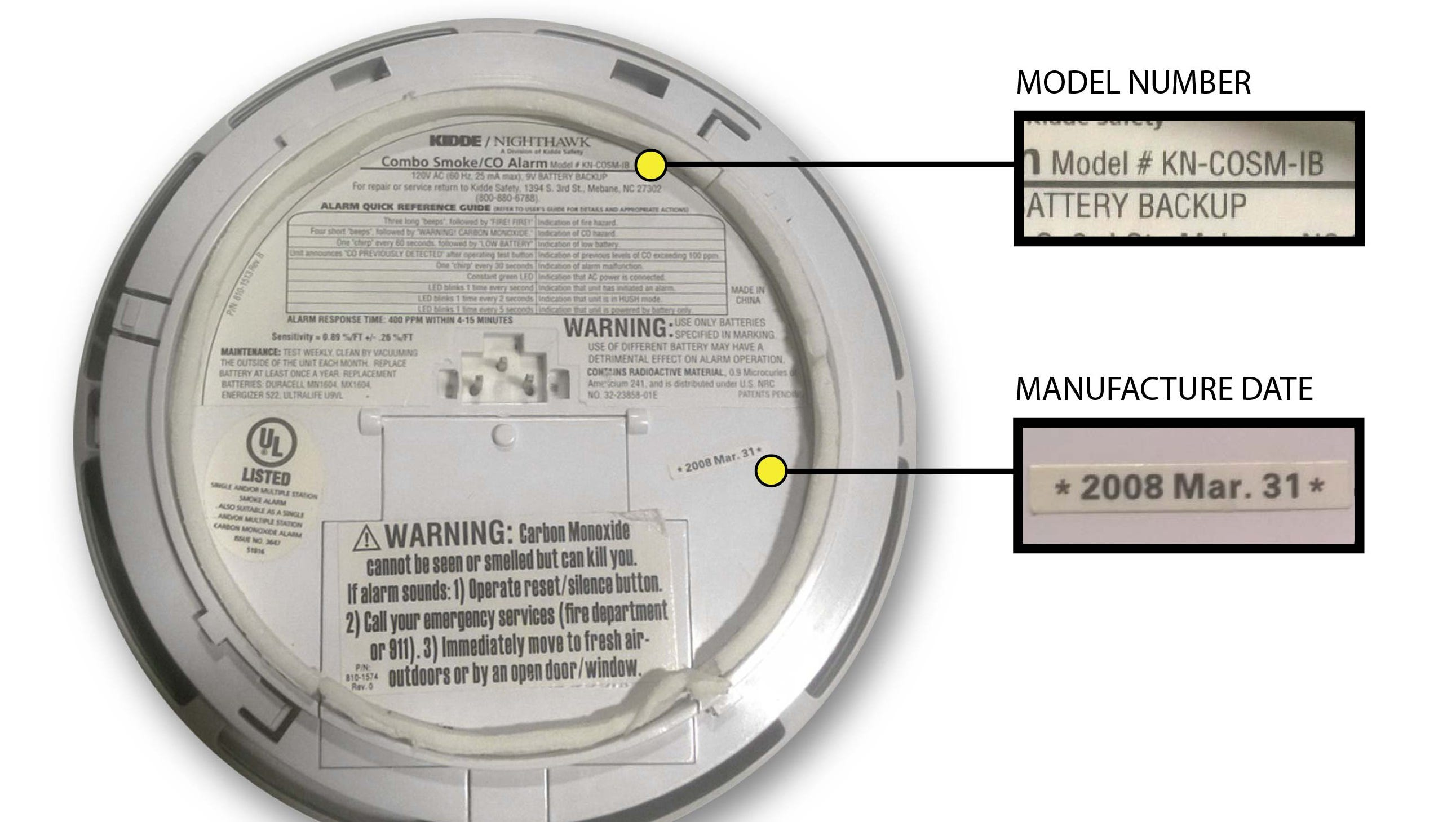 Change Smoke Detector Batteries When You Fall Back For Dst
