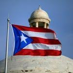 Puerto Rican Capitol in San Juan.