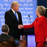 Baiting, flailing and bluster: The first presidential debate