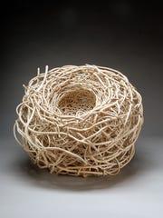 """Nest"" by Jeanne Drevas."