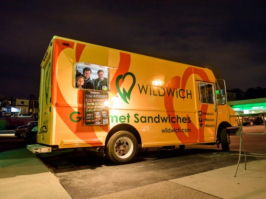 The WiLDWiCH food truck was stolen Friday morning and is reportedly appearing in Philadelphia on social media photos.
