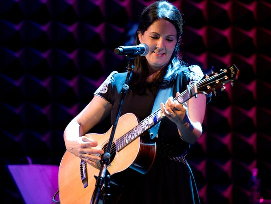 Lori McKenna is a nominee for ACM's Songwriter of the