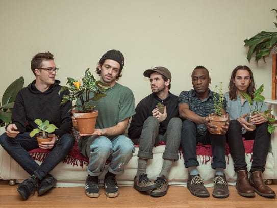 Show at The Space: Ashland psych-R&B group Slow Corpse