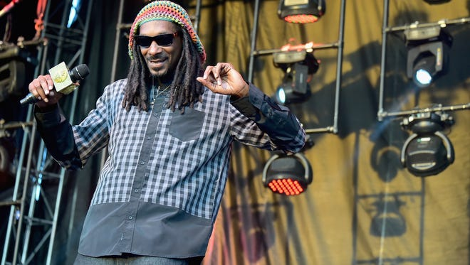 Snoop Dogg headlines Common Ground Saturday.