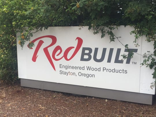RedBuilt LLC in Stayton has received an award for completing its first year of involvement in the Safety and Health Achievement Recognition Program (SHARP).