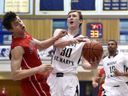 Ex-Butler player Andrew Smeathers has found a home at Mount St. Mary's.