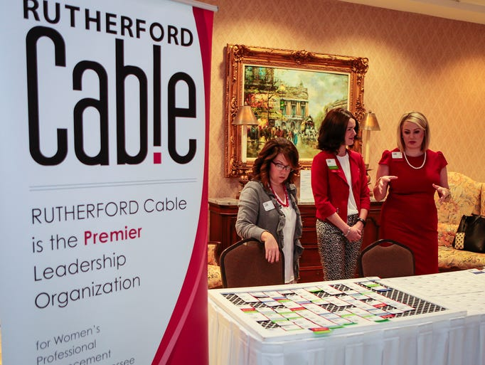 Rutherford Cable February breakfast 2017