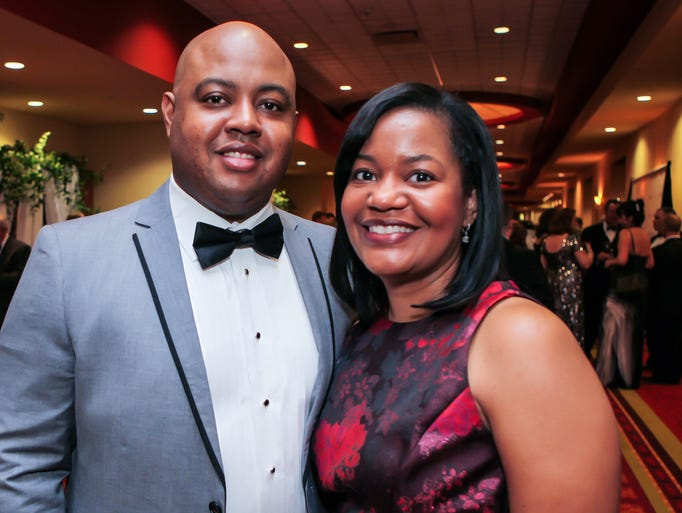 The annual Rutherford Heart Ball was held Saturday,