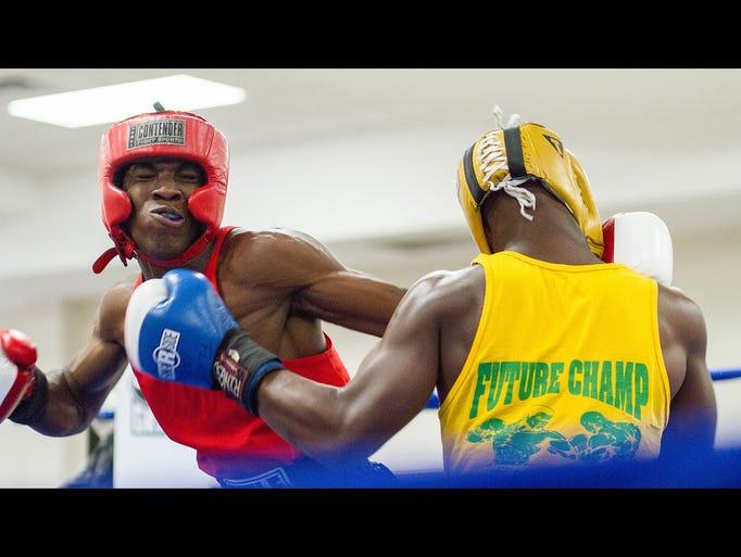 Amateur Boxing Event 32