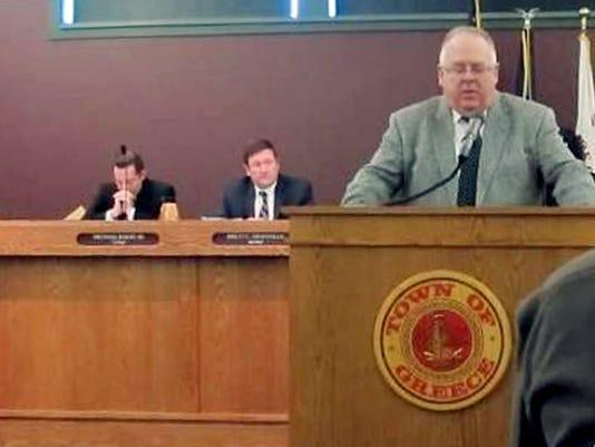 Supreme Court Town Board Prayer