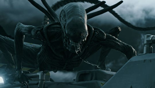 This New Jersey high school staged 'Alien' and now it's viral