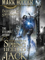'The Strange Affair of Spring Heeled Jack' by Mark Hodder