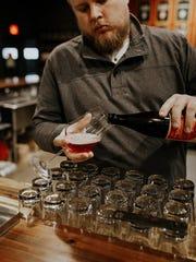 Bob Thames of Great Raft Brewing is raffling off a bottle of rare Weller Antique 107 Bourbon.