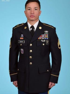 SSG Marcus R. Garcia