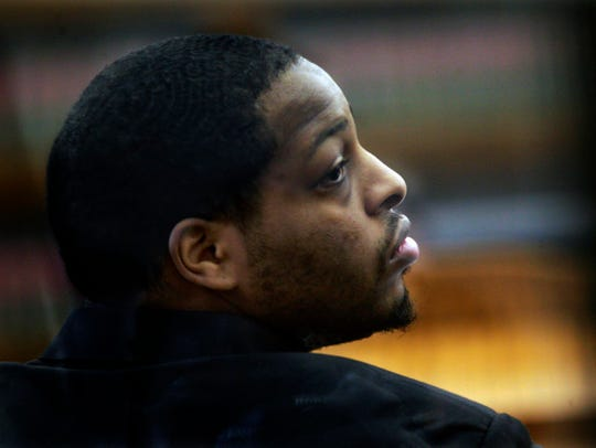 Carl Barrett Jr.  stands trial in the shooting of Laylah
