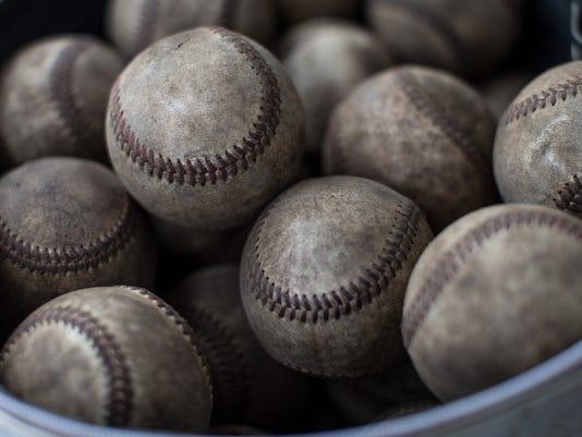 Japan Junior High Baseball Players Practice Ahead Of Their National Tournament