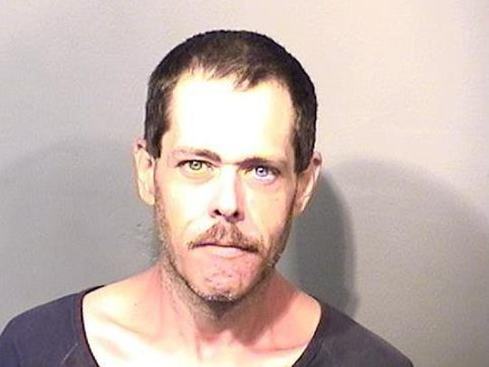 Michael T. Parsons was arrested and charged on Thursday