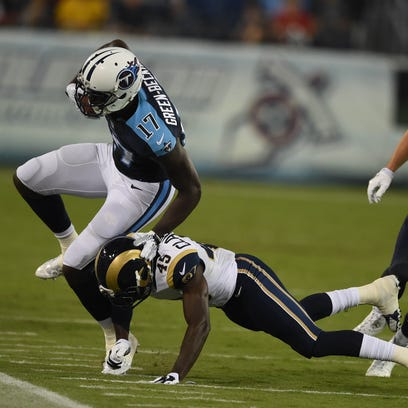 Titans rookie receiver Dorial Green-Beckham makes the