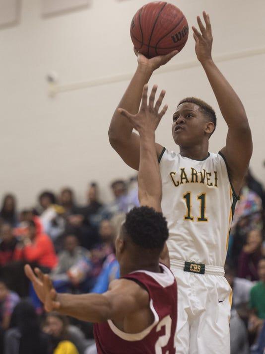 HS Basketball: Carver Vs. Prattville 01