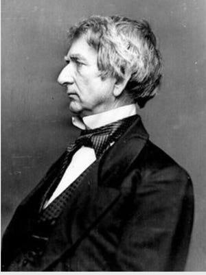 William Seward of Auburn lost the 1860 Republican presidential nomination to Abraham Lincoln.