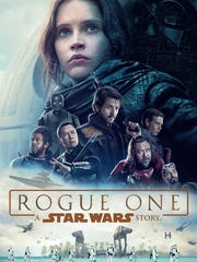 """Rogue One: A Star Wars Story'"""
