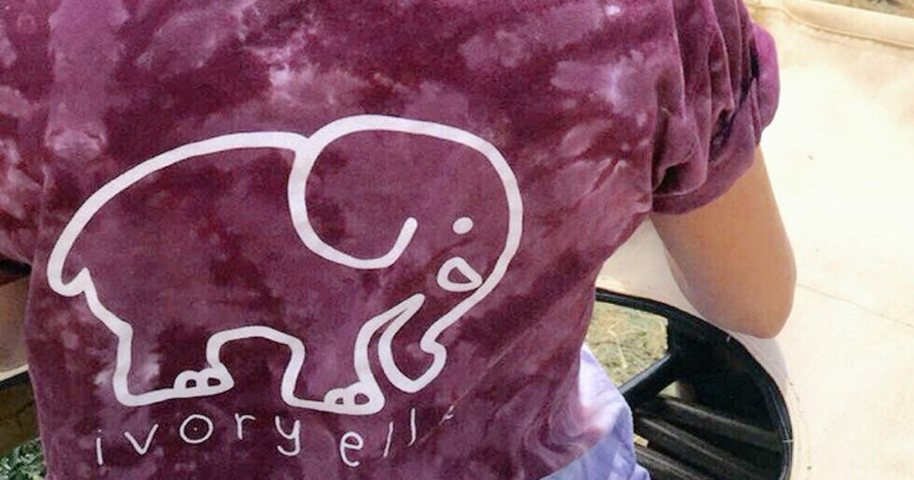 Buy This Shirt And Help An Elephant