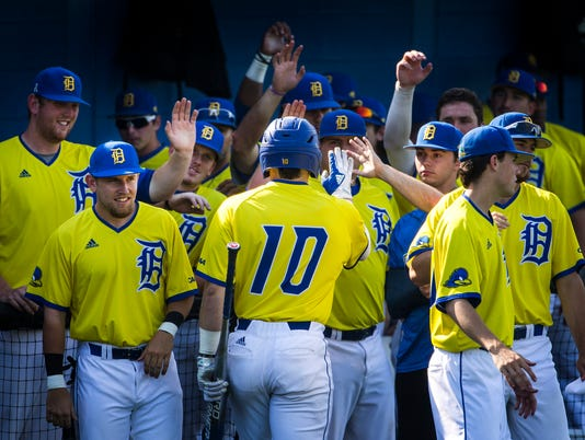 Baseball: Delaware vs College of Charleston