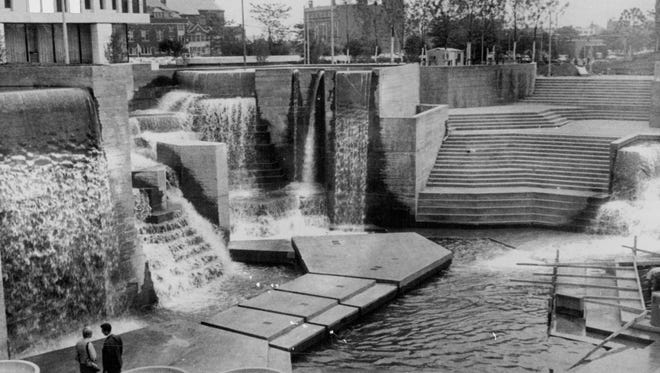 Martin Luther King Jr. Memorial Park is going to be re-watered in late summer so that it resembles Manhattan Square Park in the 1970s.
