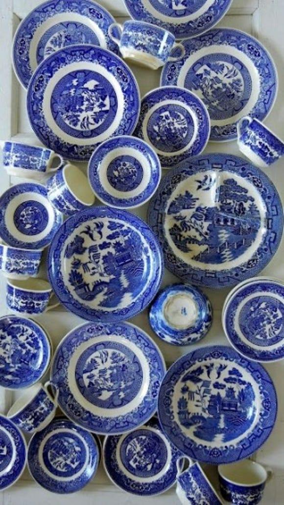 Traditional Anniversary Gifts China