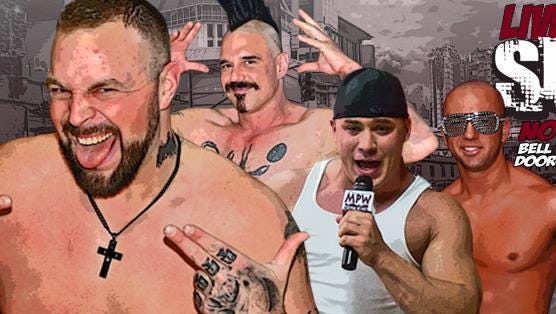 """Mid-Valley Pro Wrestling presents """"Survival"""" at 7 p.m. Nov. 5 at Keizer Lion's Club."""