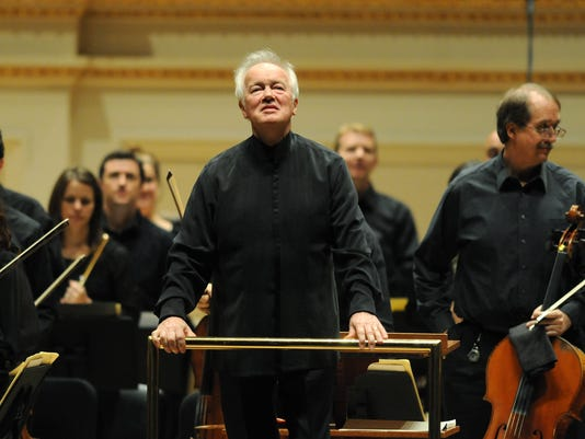 Milwaukee Symphony Orchestra at Carnegie Hall
