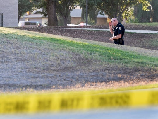 Visalia police investigate a stabbing that occurred