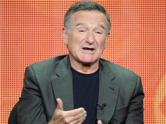 AP PEOPLE-ROBIN WILLIAMS A ENT, FILE USA CA