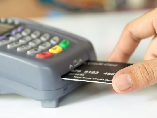 EMV Chip Card Reader