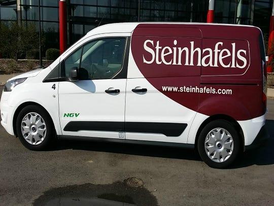 Steinhafels customer service van