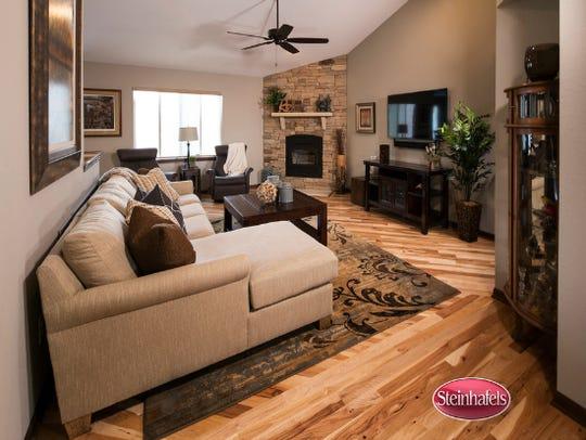 Jenii Kluver is an interior designer based at our Oak