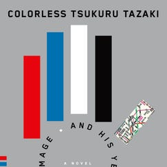 """Colorless Tsukuru Tazaki And His Years of Pilgrimage""  by Haruki Murakami"
