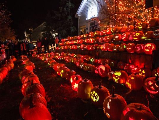 Pumpkin Illumination