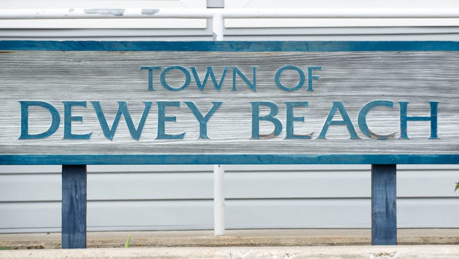 Dewey Beach Town Hall.